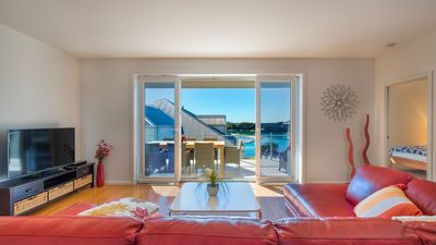 Photo for 'Cooringle by the Sea' Wharf Apartments