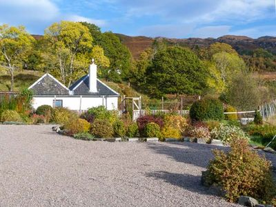 Photo for THE OLD SAWMILL, family friendly, with open fire in Salen, Ref 927795
