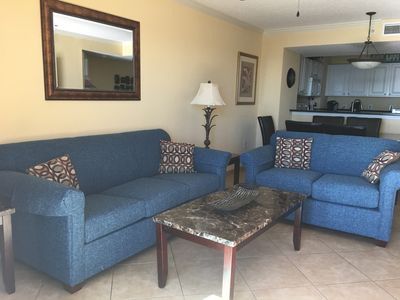 Photo for Beautiful 3 Bedroom 3 Bath Direct Oceanfront Condo w/ Oceanfront Master Bedroom