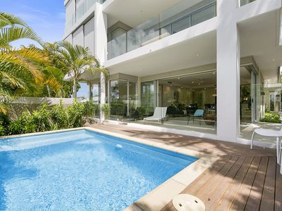 Photo for First Class Luxurious Apartment on Noosa River - Unit 1 Wai Cocos, 215 Gympie Terrace