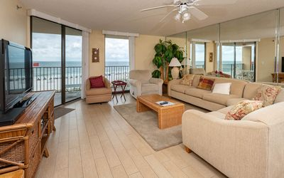 *Reserved Parking* 3 BR Gulf Front Condo at Phoenix 5 *3rd Floor