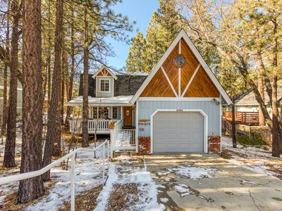 Photo for Cozy & comfortable, dog-friendly home w/deck and easy access to Snow Summit!