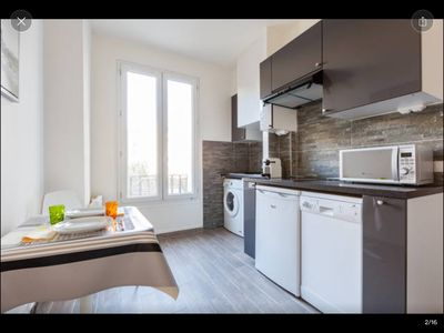 Photo for Apartment 30 m2 furnished renovated