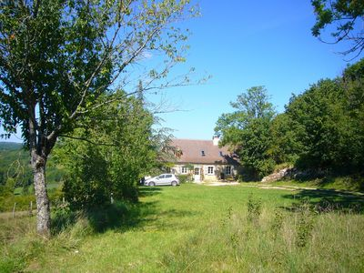 Photo for Restored stone house in country, fully equipped, beautiful views