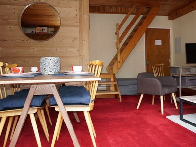 Photo for Spacious duplex apartment in the center of Morzine for 5 people