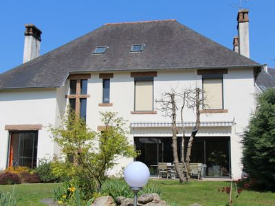 Photo for Spacious house and enclosed garden in the heart of Lannion city center