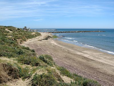 Photo for apartment in marbella near cabopino port beach