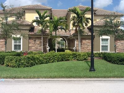 Photo for Beautiful Lakefront Coach Home In the Quarry Golf Community, Naples Florida