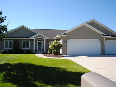 Photo for Close to world class golf and the City of Sheboygan and Village of Kohler