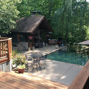 Photo for Executive Buckhead/infinity pool/July-Sep Max occupancy 8