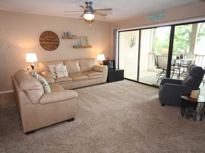 Adorable Condo On the BAYPOINT! New to owner=UPDATES! Heated Pool!