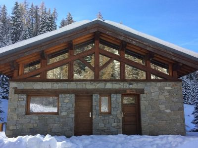 Photo for Chalet le Sambro - 6 people