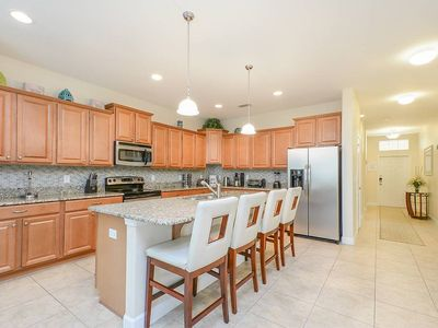Photo for This 6 bedroom townhome can accommodate up to 12 people and is amazingly beautiful