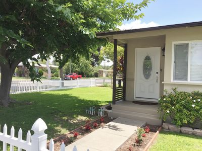 Photo for Beautiful, fully remodeled, 4 Bedroom House, 1 mile from Disneyland