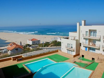 Photo for Oyster - Fabulous Foz Do Arelho Penthouse with 3 bedrooms, panoramic views