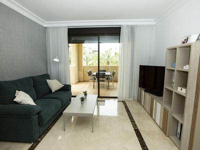 Photo for Premium 2 Bedroom Apartment recently refurnished located in  Roda Golf.