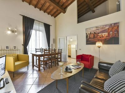 Photo for Annalena - Florence Oltrarno area 3 bedrooms