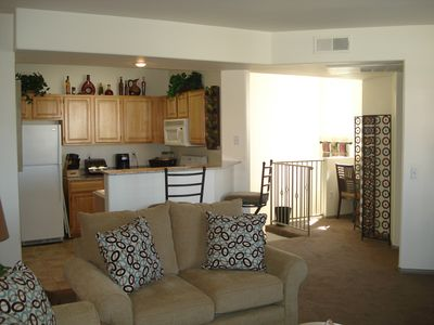 Photo for Quiet Upscale Condo - A hop and a skip from the Strip
