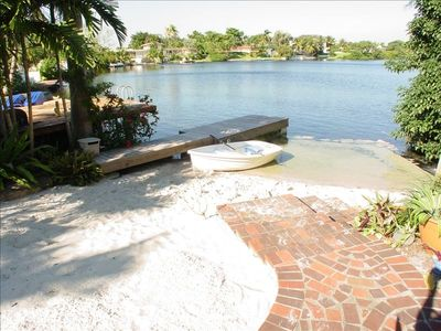 Photo for 3400 Square Feet with Private Beach and Row Boat, Pet Friendly, Cable/Free WiFi