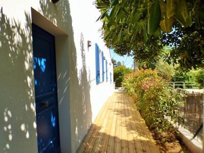 Photo for Detached house, 3 bedrooms, close to the beach!
