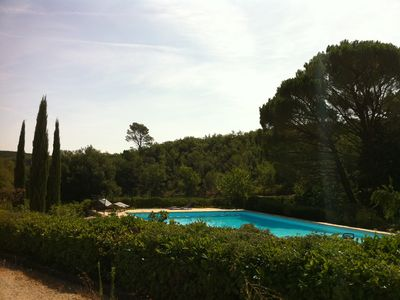 Photo for Bastide de Fave - 2 bedrooms in a corner of paradise in the heart of Provence