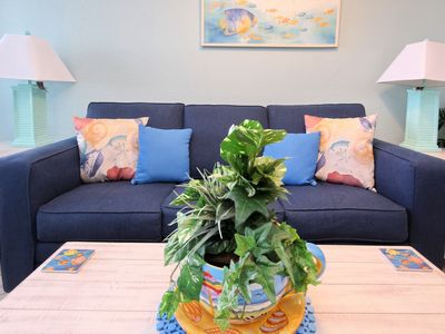 Photo for BOOKING SPECIAL: Sandy Toes Await When StayingOceanview Condo