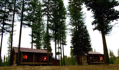 Photo for Perfect getaway cabin in the Yaak surrounded by the Kootenai National Forest