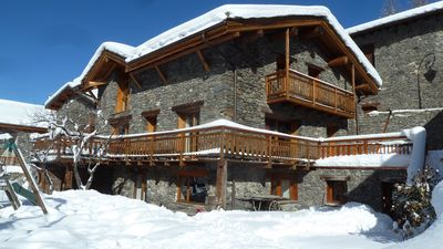 Photo for My little cottage: cottage 4-6 people 200m from the ski slopes