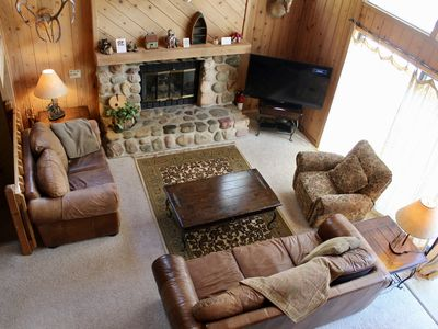 Photo for Ski, Golf, Relax, Large Condo at Nub's Nob with Indoor Pool.