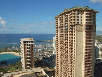 Grand Waikikian by Hilton Grand Vacations Club 1 Bedroom Condo, Free WIFI