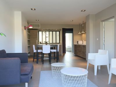 Photo for LARGE CONTEMPORARY APARTMENT - LYON - QUAYS OF SAÔNE