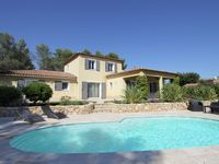Beautiful villa - very secluded and quiet.  You do need to drive everywhere thou ...