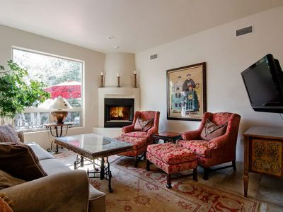 Photo for Zen 3 Br2 Bath High End Home Garden,Grill,  Sleeps 6 minutes to the Plaza