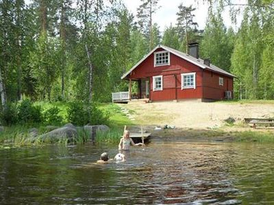 Photo for Vacation home Tuomaantupa in Hartola - 8 persons, 2 bedrooms