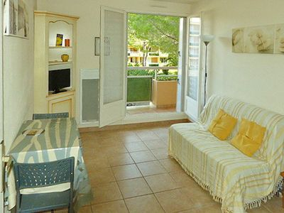 Photo for Rent T2, sleeps 4, in Bormes les Mimosas (83230)