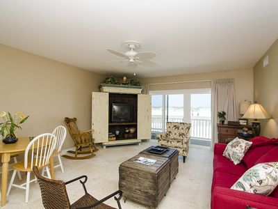 Photo for Condo #1151 is a beachfront vacation getaway!