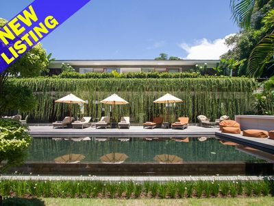 Photo for Luxury 4 Bedroom Villa w/ Car& Driver in Tanah Lot;