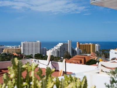 Photo for Nice 3 Bed Apartment with ocean view, Tenerife