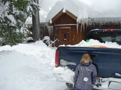 Photo for Heart of Tahoe City - Family Friendly, Pets Welcome, Hot Tub & More