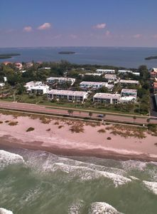Bayport Beach & Tennis Club - Ariel View