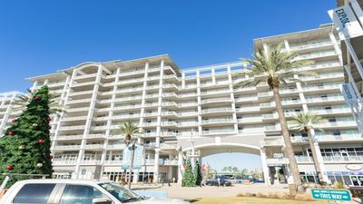 Photo for The Wharf is the entertainment area for Orange Beach