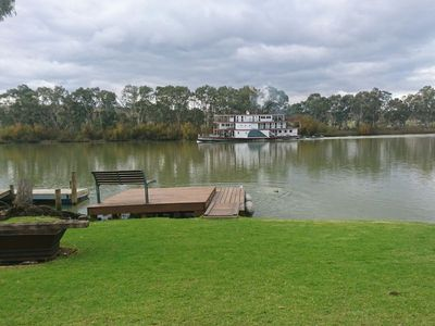 Photo for Younghusband Riverfront across the ferry from Mannum