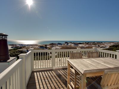 Photo for Executive Access Home! Beachfront! Private HEATED Pool!