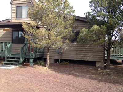 Photo for Very cute cottage minutes away from Williams and Grand Canyon