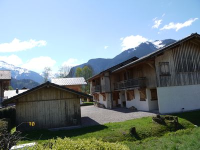 Photo for Light airy Chalet - Mountain And Waterfall Views. Excellent access all Amenities