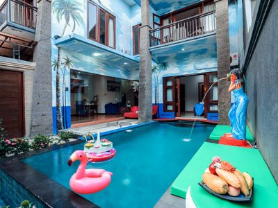 Photo for ★ SiliconBali II VILLA 3BR Seminyak ★ 5 min from Beach