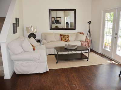 Photo for Disney On Budget - Lucaya Village - Amazing Cozy 4 Beds 3 Baths Townhome - 3 Miles To Disney