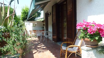 Photo for Casa Morena - quiet area in Versilia a few minutes from the sea