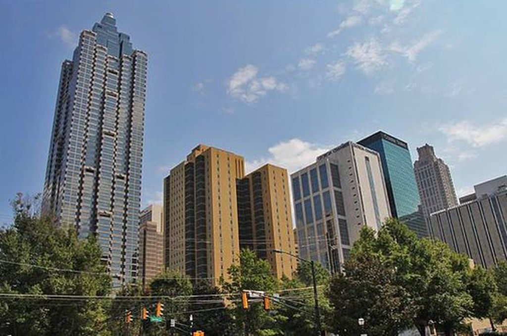Downtown Atlanta Condo With Spectacular City View