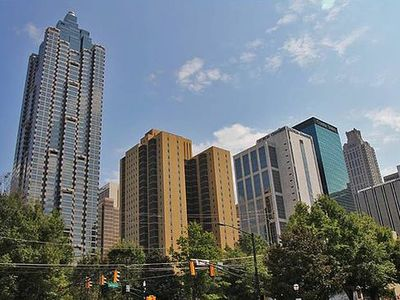 Photo for Downtown Atlanta Condo With Spectacular City View